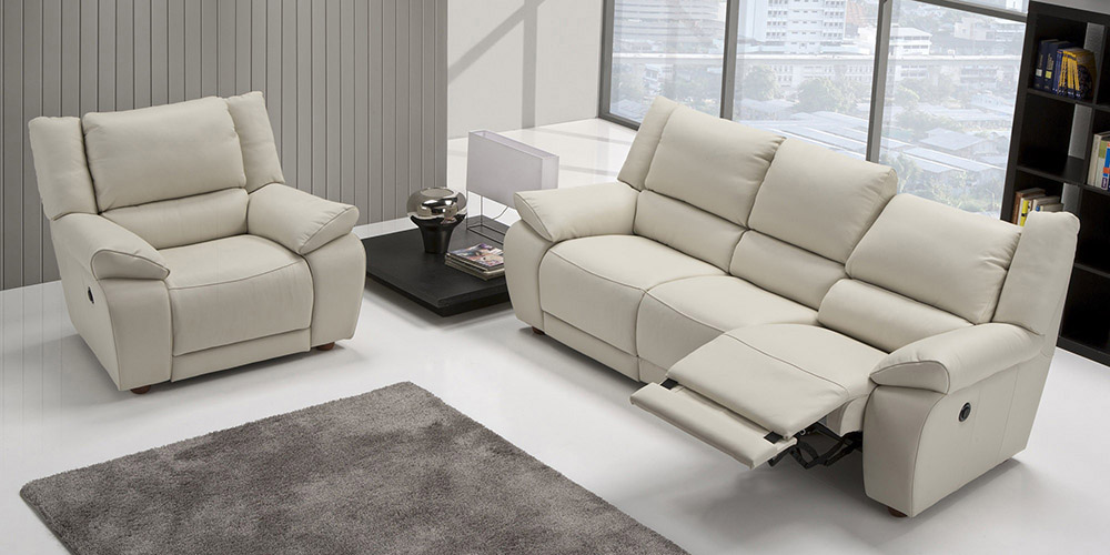 Divano in pelle divano in tessuto modello casanova - Divano casanova chateau d ax misure ...