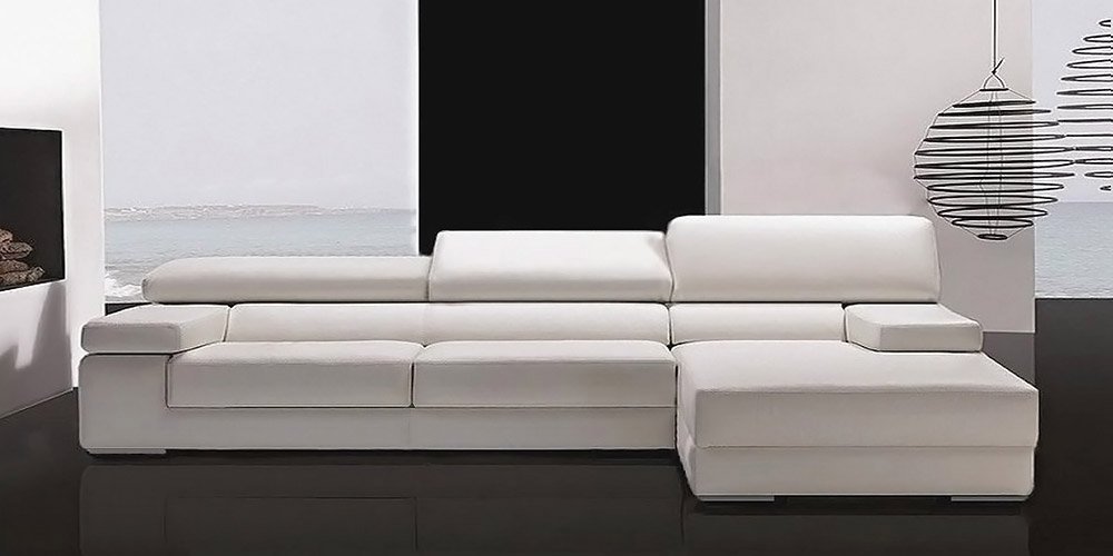 Emejing divano con chaise longue contemporary - Divano con chaise longue ...
